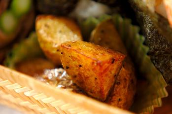 フライドポテトのバルサミコ酢風味