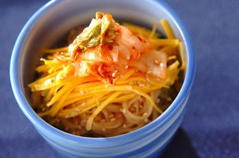 ピリ辛素麺