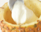 フローズンパイナップル・ジンの作り方4