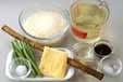 ゴボウの炊き込みご飯の下準備1