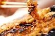 鶏むね肉ピーナッツ焼きの作り方2