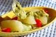 アボカドソースのサラダの作り方3