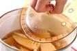 タケノコとワカメの煮物の作り方1