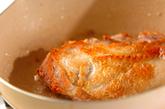 甘辛タレの照り焼きチキンサンド♪の作り方1