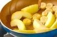 リンゴのカラメル焼きの作り方1