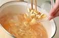 油揚げのスープの作り方2