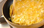 カニ玉丼の作り方3