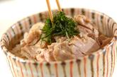 鶏の炊き込みご飯の作り方2
