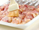 鶏の塩焼きの作り方2