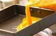 う巻き卵の作り方1