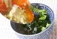 ワカメとレタスのスープの作り方3