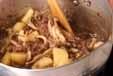 キノコ肉じゃがの作り方3