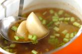 カブのショウガスープの作り方2