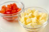アボカドとエビのサラダ仕立ての作り方4