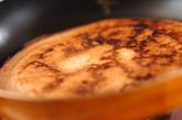 ココアバナナオムレットの作り方3