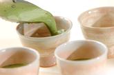 抹茶豆乳プリンの作り方3