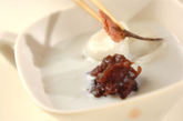 白玉入りココナッツ汁の作り方2