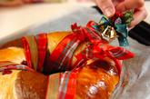 クリスマスリースパンの作り方9