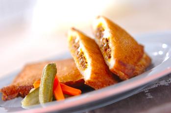 カレー揚げパン