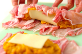 豚肉のパンプキンチーズ巻きの作り方2