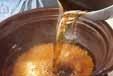 あっさり茶粥の作り方2