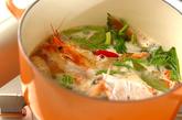 魚介のスープの作り方2