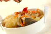 魚介のスープの作り方5