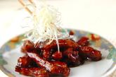 黒酢酢豚の作り方3