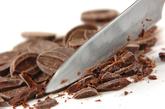 チョコバウムクーヘンの下準備1
