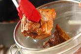 豚肉のリエットの作り方4