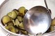 インゲンのゴマみそ和えの作り方2