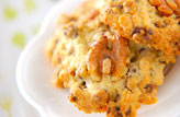 クルミのクッキー