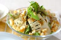 タケノコのサラダ