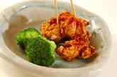 鶏もも肉の竜田揚げの作り方2