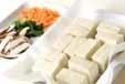 あんかけ揚げ豆腐の下準備2
