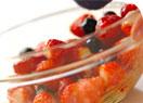イチゴのパスタの作り方1