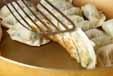 エビ入り焼き餃子の作り方3