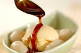 豆腐の白玉アイスの作り方3