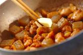 鶏と板コンの照り焼き丼の作り方3