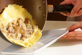 サツマイモのオムライスの作り方7