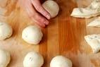 ミニカマンベールパンの作り方6