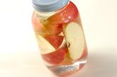 リンゴの天然酵母の作り方1