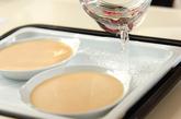 紅茶のブリュレの作り方3