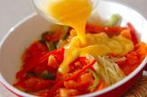 ピペラド風 野菜の煮込みの作り方3