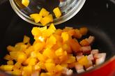 クリスマスツリーポテトサラダの作り方2