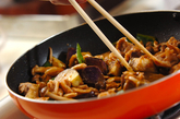 豚とナスのみそ炒めの作り方4