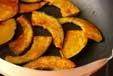 カボチャオイスター炒めの作り方1