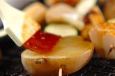 野菜の串焼きの作り方2