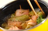 ロールキャベツのコンソメ煮の作り方4