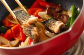 揚げサバの甘酢炒めの作り方3